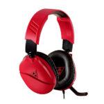 Audífono Turtle Beach Ear Force Recon 70p Rojo