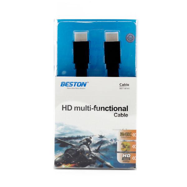 Cable Beston Hdmi/Hdmi 3Mtrs W141-3M