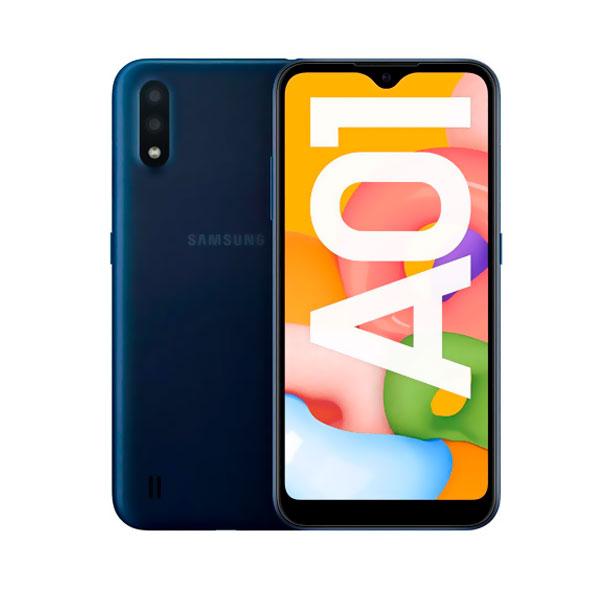 Celular Samsung Galaxy A01 32Gb Azul