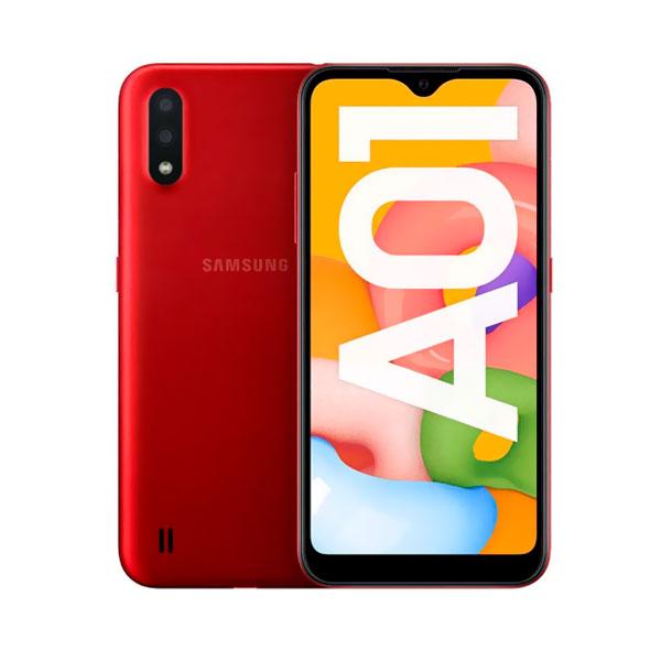 Celular Samsung Galaxy A01 32Gb Rojo