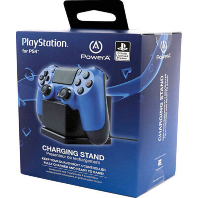 Cargador Power A - Charge Stand Ps4