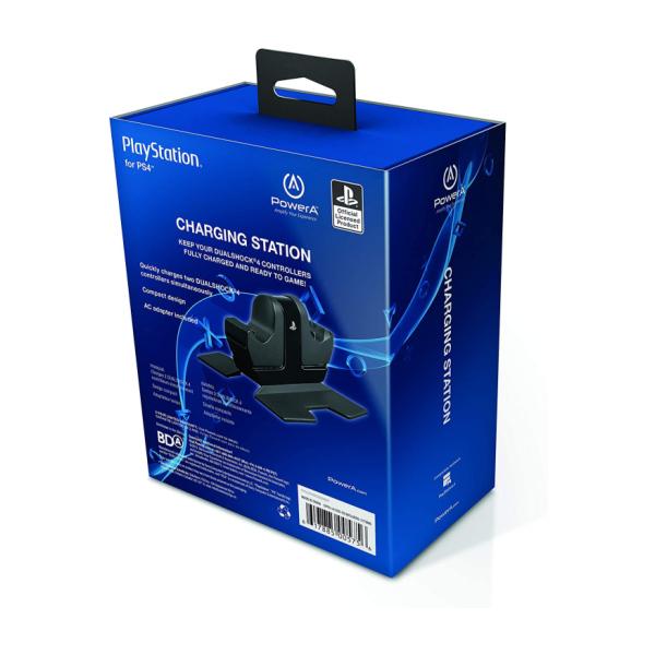 Cargador Power A - Dual Charger Ps4