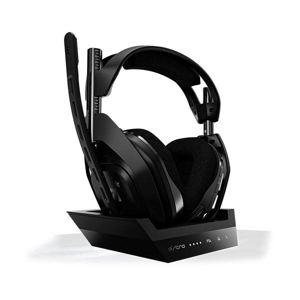 Audífono Astro A50 Inalámbrico + Estacion Base PS4