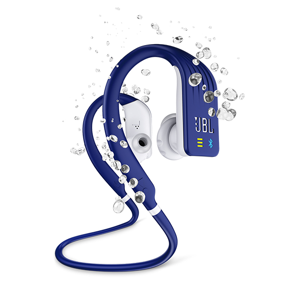 Audífono Jbl Endurance Dive In Ear inalámbrico Ipx7 azul