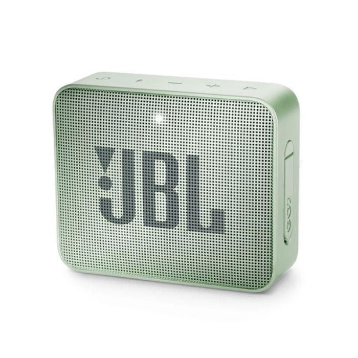 Parlante Jbl Bluetooth Go2 Menta Glaciar