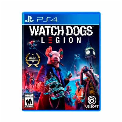 Juego Ps4 Watch Dogs Legion Le