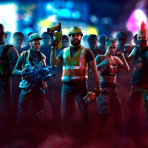 Juego Xbox One Watch Dogs Legion