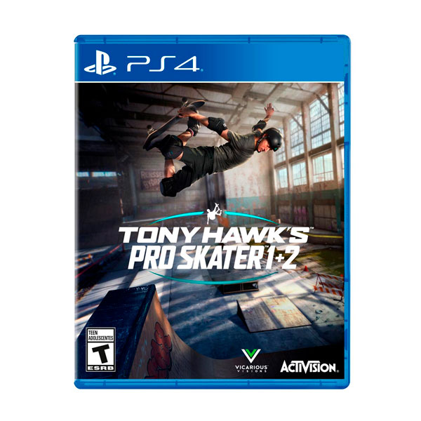 Juego Ps4 Tony Hawk's Pro Skater