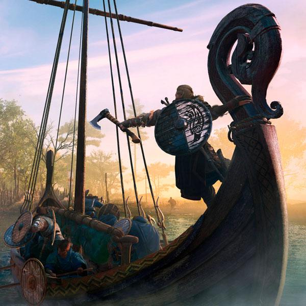 Juego Xbox One Assassins Creed Valhalla Le