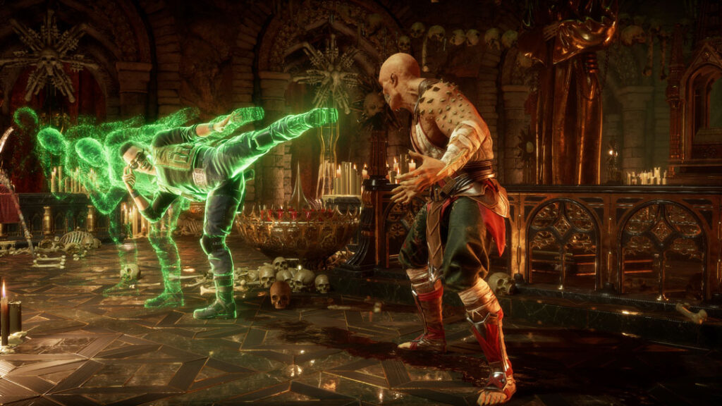 Juego Xbox One Mortal Kombat XL