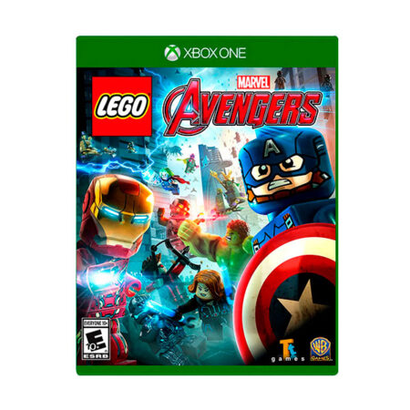 Juego Xbox One Marvels Avengers