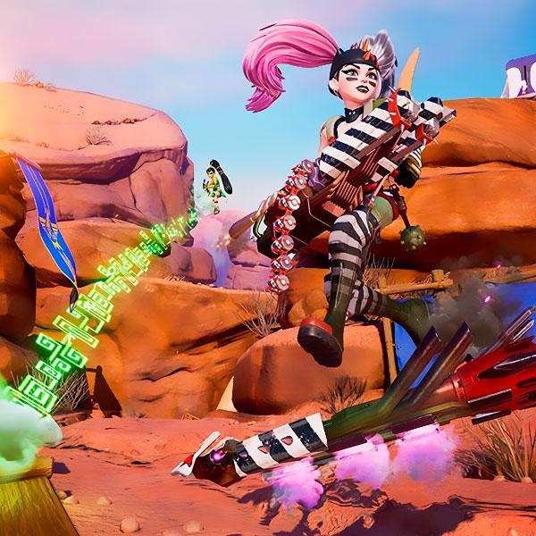 Juego Ps4 Rocket Arena Mythic Edition