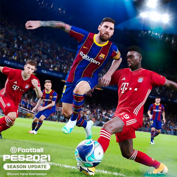 Juego Ps4 Pro Evolution 2021
