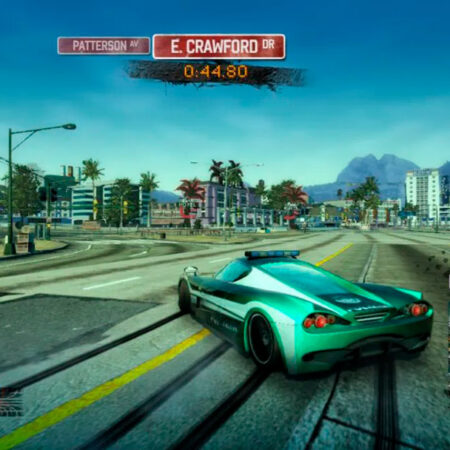 Juego Switch Burnout Paradise Remastered