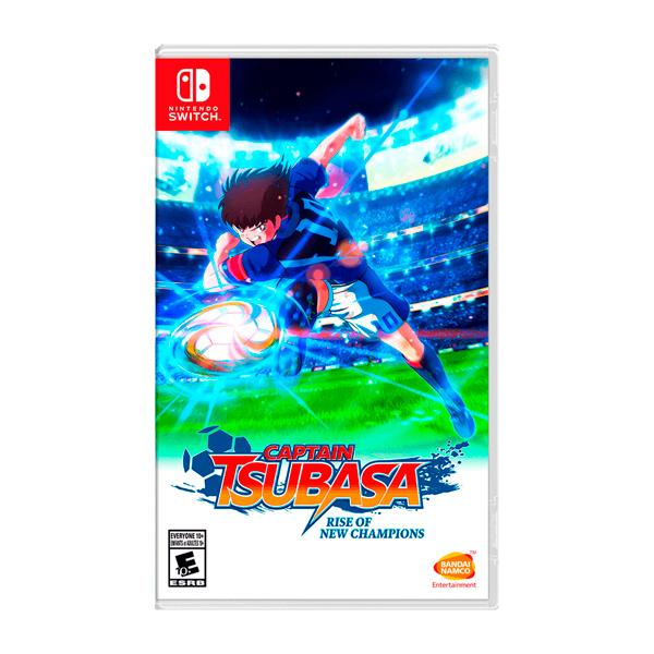 Juego Switch Captain Tsubasa Rise Of New Champions