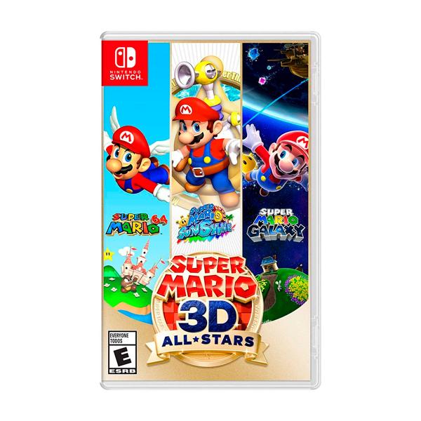 Juego Switch Super Mario 3d All Stars