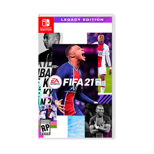 Juego Switch Fifa 21 Legacy