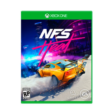Juego Xbox One Need for Speed Heat Standard Edition