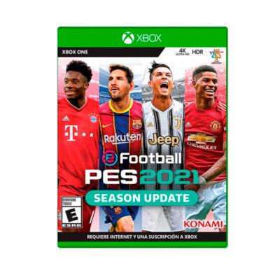 Juego Xbox One Pro Evolution 2021
