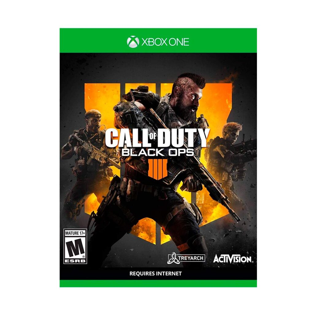 Juego Xbox One Call Of Duty Black Ops Cold War