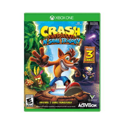 Juego Xbox One Crash Bandicoot 4 Its About Time