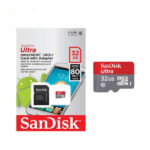 Memoria Sd Sandisk Ultra 32 Gb Clase 10