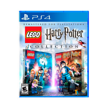 Juego Ps4 Lego Harry Potter: Collection