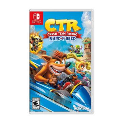 Juego Switch Crash Team Racing