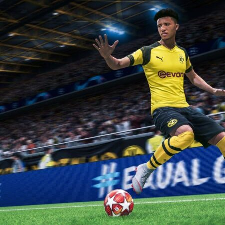 Juego Switch Fifa 20 Standard Edition