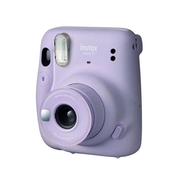 Kit Cámara Fujifilm Instax Mini 11 Morado