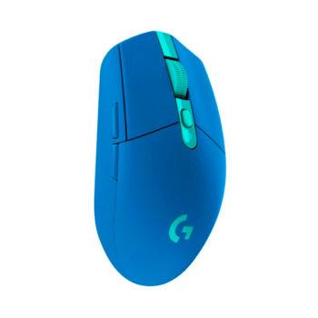 Mouse Logitech G305 Azul Inalámbrico
