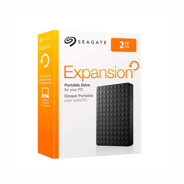 Disco Duro Seagate Expansion 2 TB