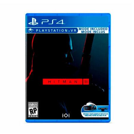 Juego PS4 Hitman 3
