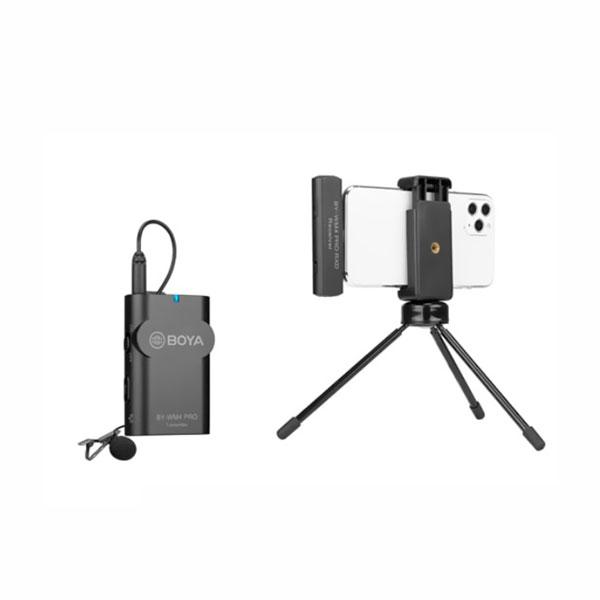 Micrófono Boya By-Wm4 Pro K3 Conector Lightning