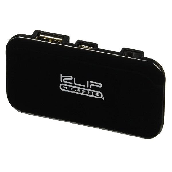 Adaptador Klip Extreme 4 Puerto Portátil USB HUB 2.0
