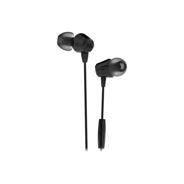 Audífono Jbl C50 HI Alámbrico In-Ear Negro