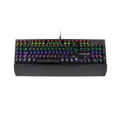 Teclado Primus Gaming Ballista 300p Rgb