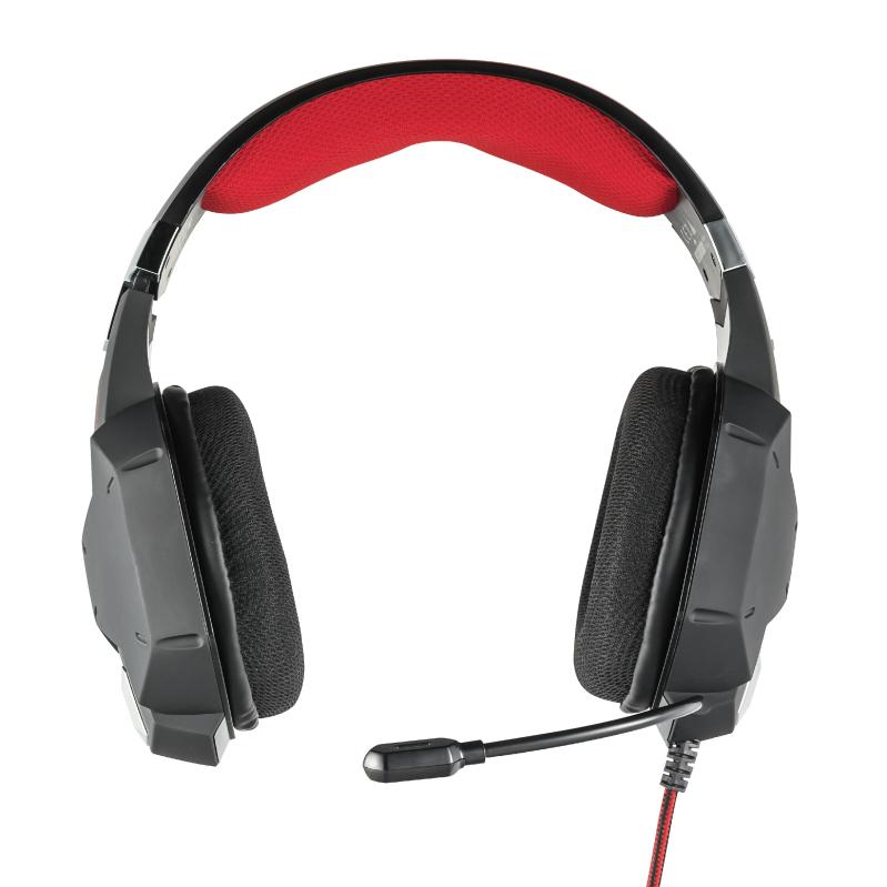 Audífono Gamer Trust Gxt 322 CARUS