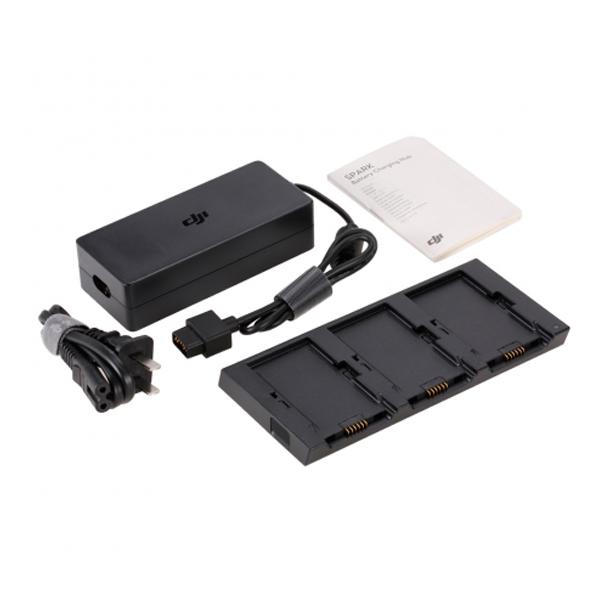 Multicargador de baterías DJI Spark