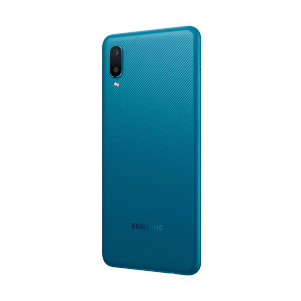 Celular Samsung Galaxy A02 64GB Azul