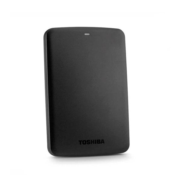 Disco Duro Toshiba 2TB Canvio Basics