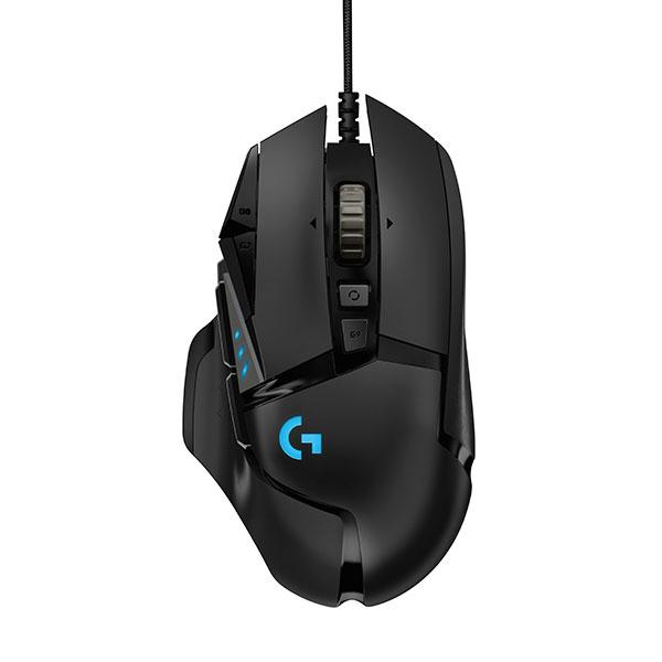 Combo Logitech G Mouse G502 Hero - PadMouse G240