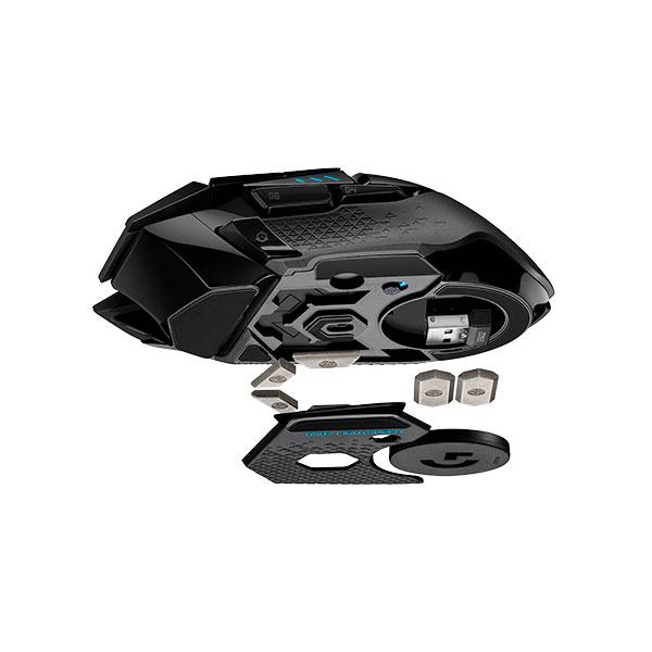 Combo Logitech G Mouse G502 Lightspeed - PadMouse G240