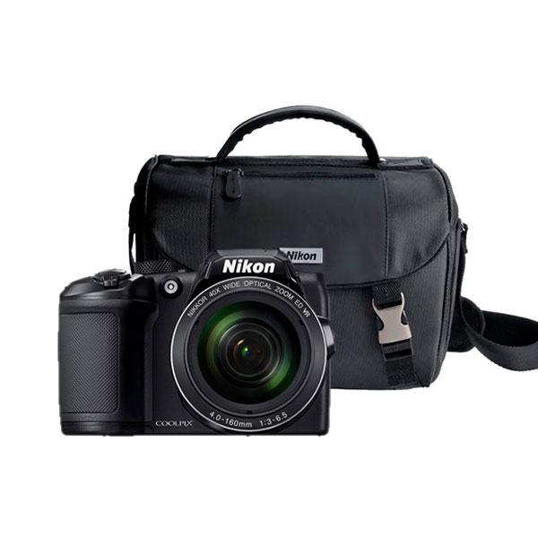Kit Cámara Nikon B500 Maletín Y cargador