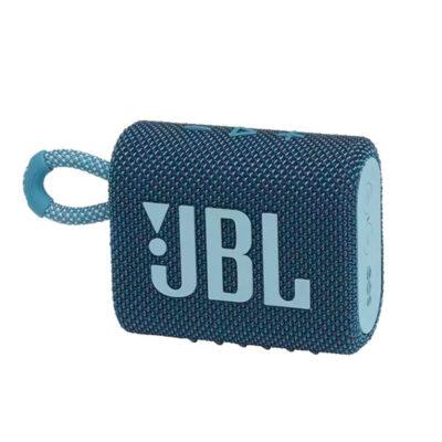 Parlante Jbl Go3 Azul