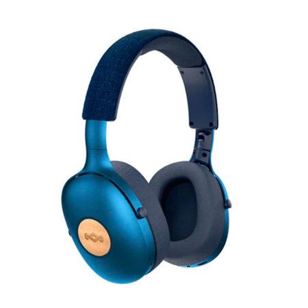 Audífono Marley Positive Vibration Xl Azul