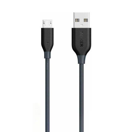 Cable Anker Micro Usb PowerLine 1.8m A8133H11 Gris