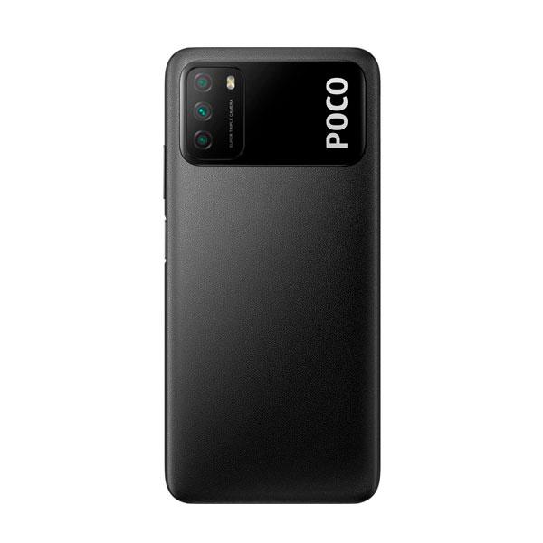Celular Xiaomi Poco M3 128GB/Negro