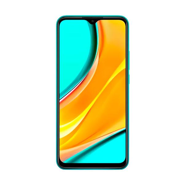 Celular Xiaomi Redmi 9 océano verde 64 GB