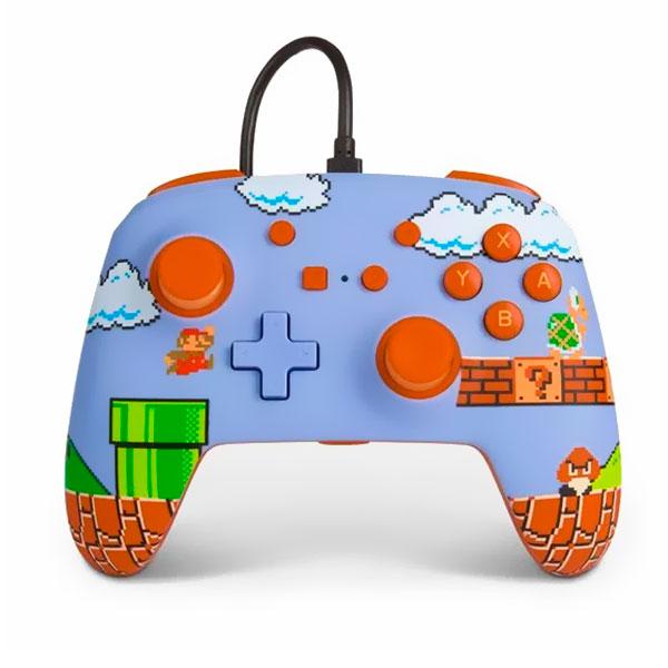 Control Alámbrico Nintendo Switch Mario Bros